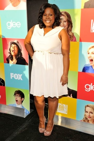 206c184d9f119 It looks like it has been a great week of style for curvy celebrities. This  week Amber Riley and America Ferrera both represented for the curvy girls  on the ...