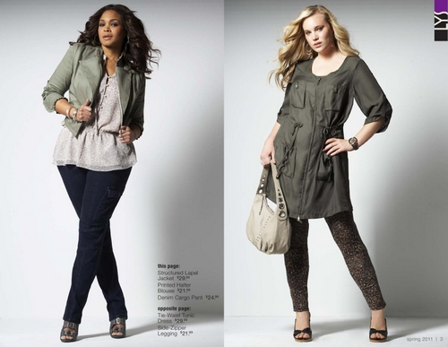 072ea5d0d2a KMART CREATES STYLISH CLOTHES FOR PLUS SIZES